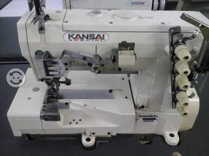 Maquina de coser kansai wx sin uso