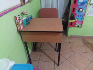 Remato mobiliario para escuela