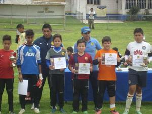 Torneo de Porteros Cuautitlan Izcalli .