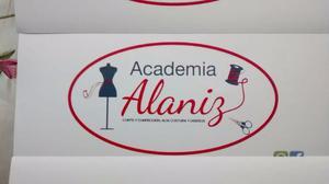cursos de corte y confección Academia Alaniz