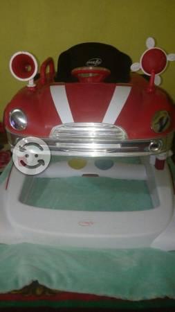 Andadera Evenflo Grand Prix Mini Cooper 3 en 1