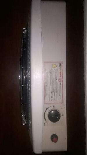 Calefactor HeatWave con gran capacitad