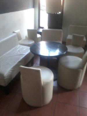 Mobiliario bar/cafetería
