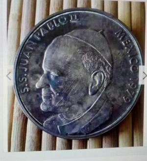 Moneda Conmemorativa del Papa Juan Pablo II