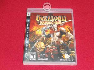 Overlord raising hell (ps3)