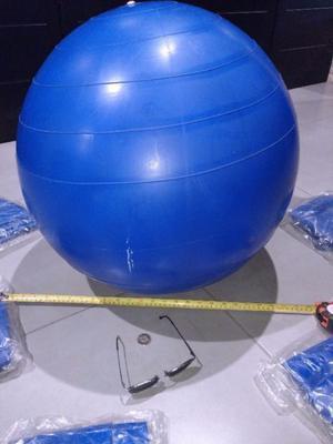 Pelotas 55cm Para Ejercicio: Pilates,aerobics,etc..$ 130c/u