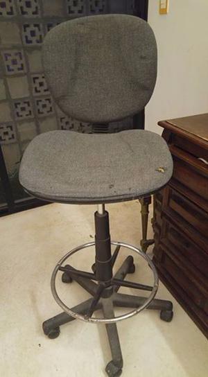 Silla Para Restirador (silla Cajero)