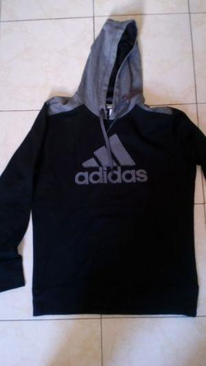 Sudadera Adidas talla M corte ajustado