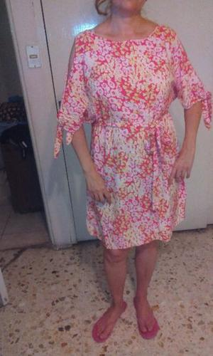 Vestido fresco con hombros abiertos nuevo New York Company