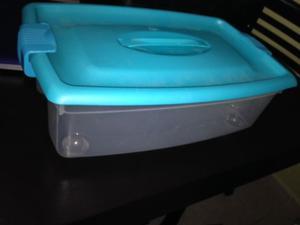 Caja organizadora de plástico