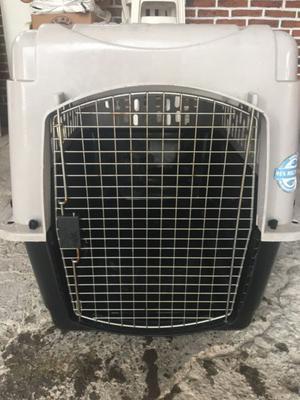 Caja transportadora para perro grande 91x60