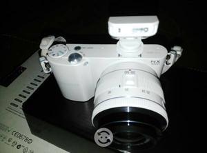 Camara NX samsung color blanco