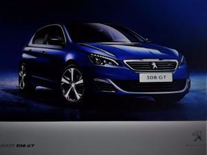 Peugeot . Súper combo publicitario coleccionable