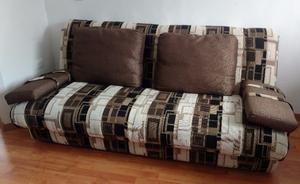 Cama de terapia jarmi incluye cojines y base posot class for Sofa cama inflable