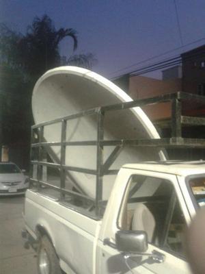 Antena de 2,70 m