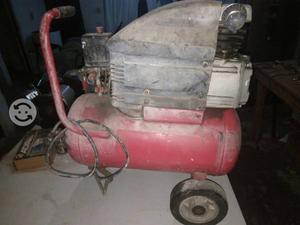 Compresor de aire litros 2hp truper posot class for Compresor hidroneumatico
