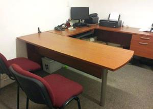 Vendo escritorio ejecutivo usado posot class for Escritorio ejecutivo