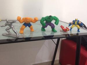 Figuras de acción Marvel