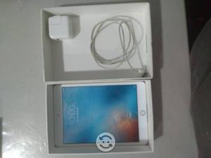 Ipad mini 3 con huella 16 gb