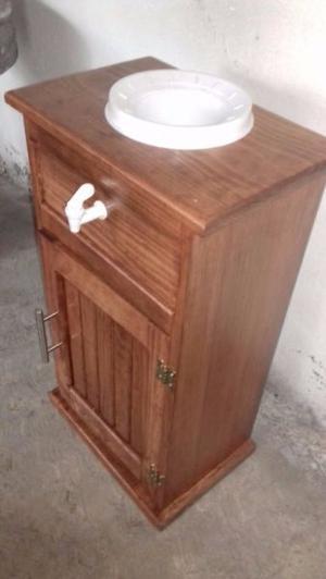 OFERTA! Dispensador De Agua De Madera De Pino Nuevo