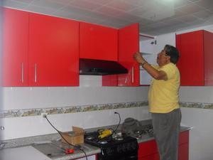 Reparaciones de Cocinas Integrales