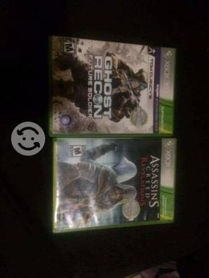 Videojuegos Xbox 360 Precio a Tratar