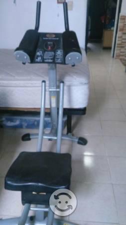 Abnes coaster ejercitador de abdominales