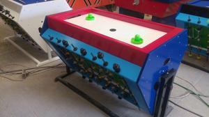 Mesa de juegos 3 en 1 Infantil