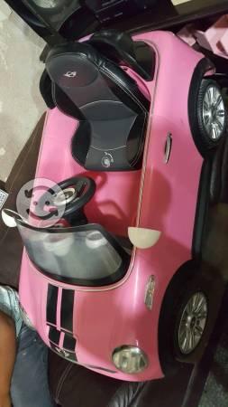Carrito eléctrico mini Cooper