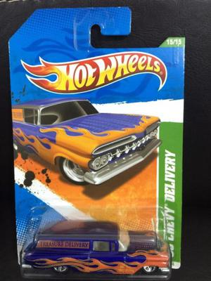 Hot Wheels Treasure Hunt 59 Chevy Delivery