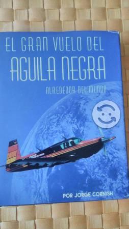 Libro El gran vuelo del Águila Negra