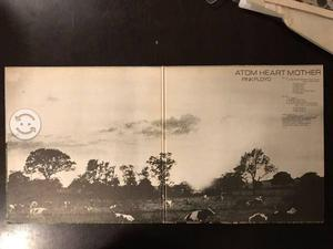 Pink Floyd - Atom Heart Mother vinyl japonés