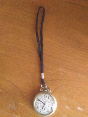 Reloj de oro de bolsillo HASTE original.
