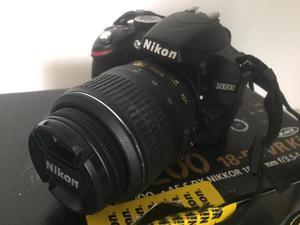 Cámara fotográfica Nikon D