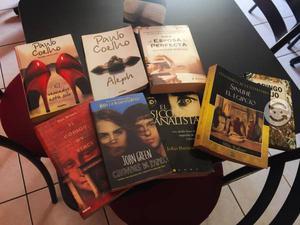 Libros Varios Titulos!