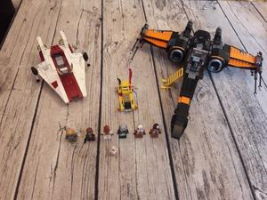 Naves lego Star Wars
