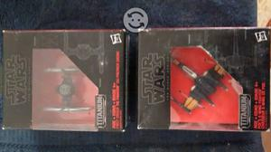 Naves star wars titanio