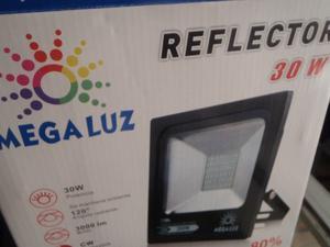 Reflector para exteriores, de leds