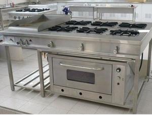 Reparación de estufas convencionales e industriales