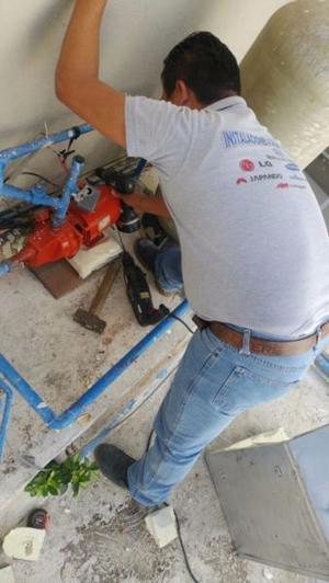 Reparación e instalación de bombas hidroneumaticas