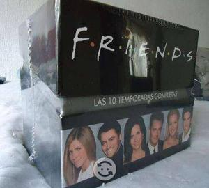 Friends serie completa en caja negra de colleción