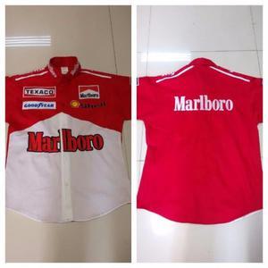 Camisas de carreras bordadas motos y carros