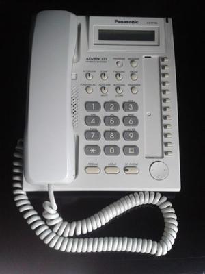 Conmutadores Panasonic, Instalación y Servicio