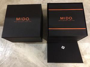 Estuche Original Para Reloj Mido
