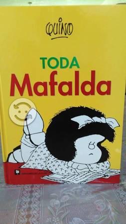 Libro TODA MAFALDA