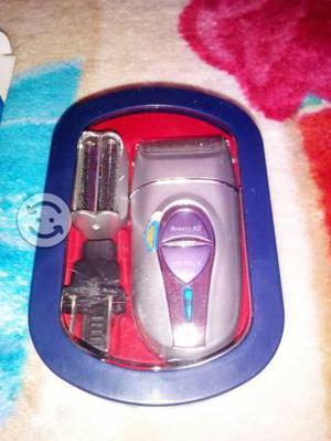 Rasuradora recargable portatil