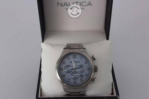 Reloj Nautica Acero