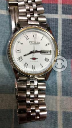 V/C Reloj Citizen Automático 21 Joyas Original