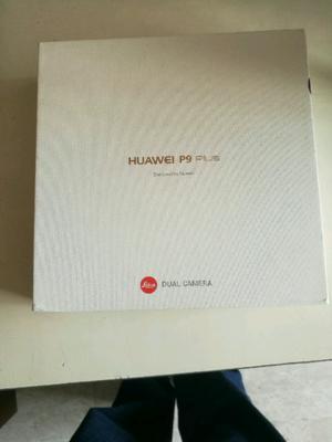 Vendo Huawei p9 plus 64 GB color gris