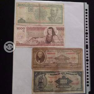 ::::: billetes antiguos::;;;;;